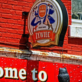 Mike Martin - Zywiec Beer