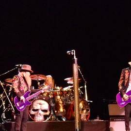 JOHN TELFER - ZZ Top in Concert