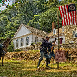 Boyd Alexander -  Cutting Down the Yankee Flag Pole