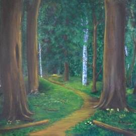 Melissa Pinner -  Deep in the Forest