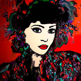 Natalie Holland -  Geisha Girl