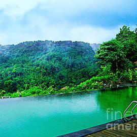 Vidka Art -  Scenery Of Mount Rinjani