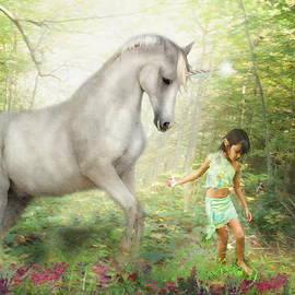 Trudi Simmonds -  Stella and the Unicorn