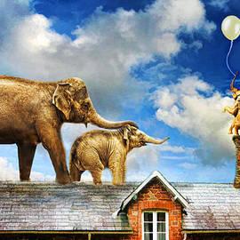 Trudi Simmonds -  The Golden Elephant
