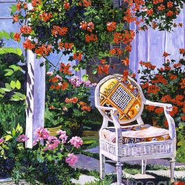 David Lloyd Glover -  The Sunchair