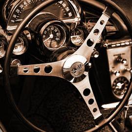 Gordon Dean II - 1962 Chevrolet Corvette