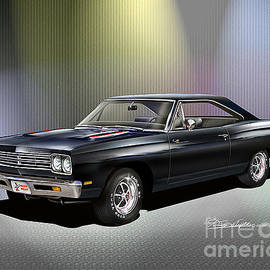 Danny Whitfield - 1969 Plymouth Road Runner