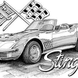 Rod Seel - 1972 Corvette