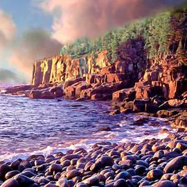 Bob and Nadine Johnston - Acadia National Park