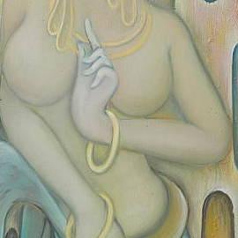 Kunthea Lim - Apsara dancer