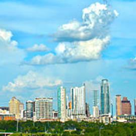 Andrew Nourse - Austin Cityscape