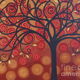 Diana Plaisance - Autumn Apple Tree