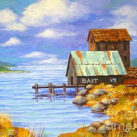 Shasta Eone - Bait  Shack