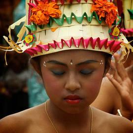 Ari Saaski - Balinese Dancer