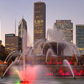 Twenty Two North Photography - Buckingham Fountain