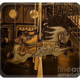 Tisha McGee - Carousel Horses