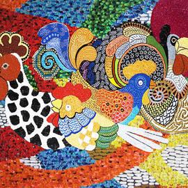 Jerry L Barrett - Chickens