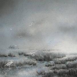 Judy Pearson - Daybreak on the Marsh