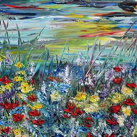 Teresa Wegrzyn - Flower Field