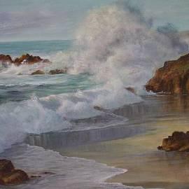 Rita Palm - Foam on the Rocks