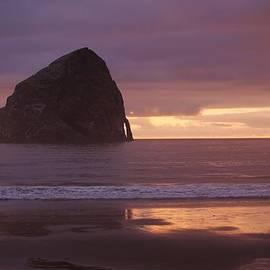 Angi Parks - Haystack Rock