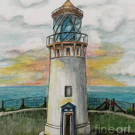 Linda Simon - Kilauea Lighthouse
