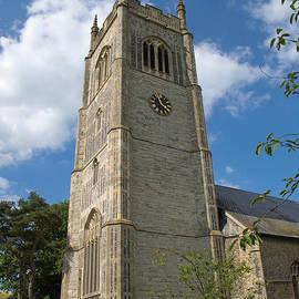 Ann Horn - Laxfield Church Tower