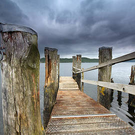 Paul and Fe Photography Messenger - Loch Etive Jetty