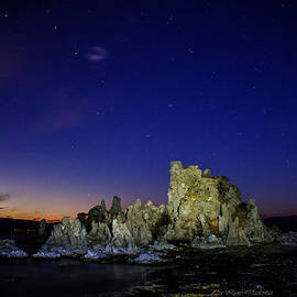 La Rae  Roberts - Mono Lake Big Dipper Sky