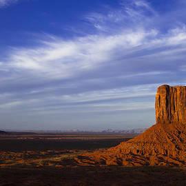 Andrew Soundarajan - Monument Valley at Dusk