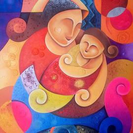 Hermel Alejandre - Mother And Child