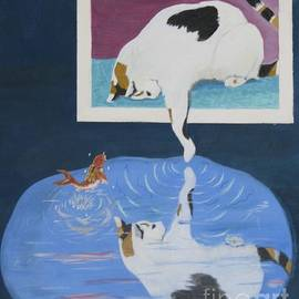 Phyllis Kaltenbach - Paws and Effect
