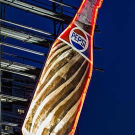 Susan Candelario - Pepsi Cola Bottle