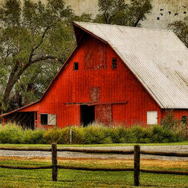 Joan Bertucci - Red Barn