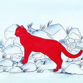 Michaela Bautz - Red Cat