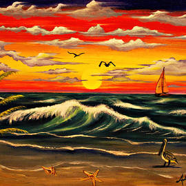 Adele Moscaritolo - Sailors Delight