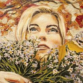Janet Kearns - Self Portrait