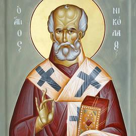 Julia Bridget Hayes - St Nicholas of Myra