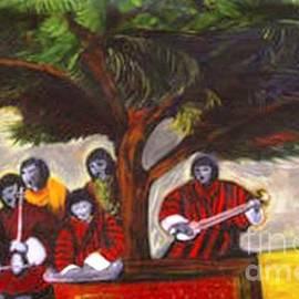 Duygu Kivanc - Thimpu Musicians