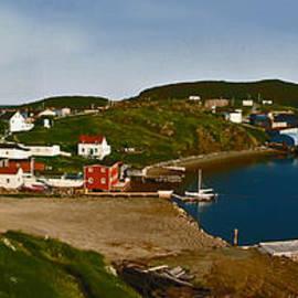 Barbara McMahon - Two Good Arms Newfoundland