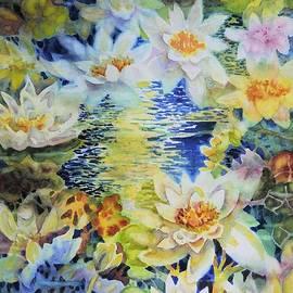 Ann  Nicholson - Water Garden