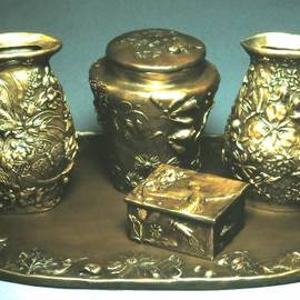 Dawn Senior-Trask - Wyoming Wildflowers Bronze Set