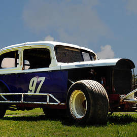 Bill Cannon - 1934 Ford Stock Car