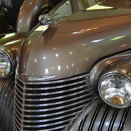Michelle Calkins - 1940 Cadillac - Model 62 4-Door Sedan