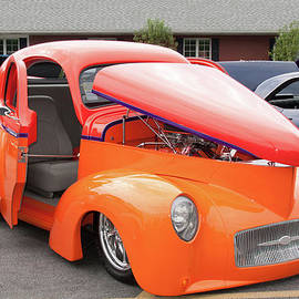 Guy Whiteley - 1941 Willys Coupe 7774
