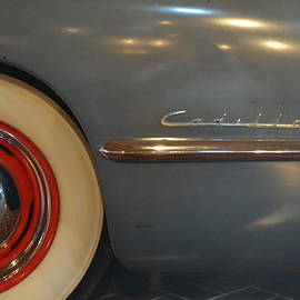 Michelle Calkins - 1942 Cadillac - Series 62 Sedanette Fastback