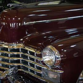 Michelle Calkins - 1948 Cadillac - Series 75 Limousine