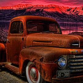 Tim McCullough - 1948 Ford Pickup Truck