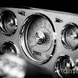 Sebastian Musial - 1956 Packard Caribbean Dashboard