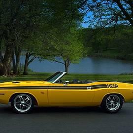Tim McCullough - 1970 Dodge Challenger RT Convertible